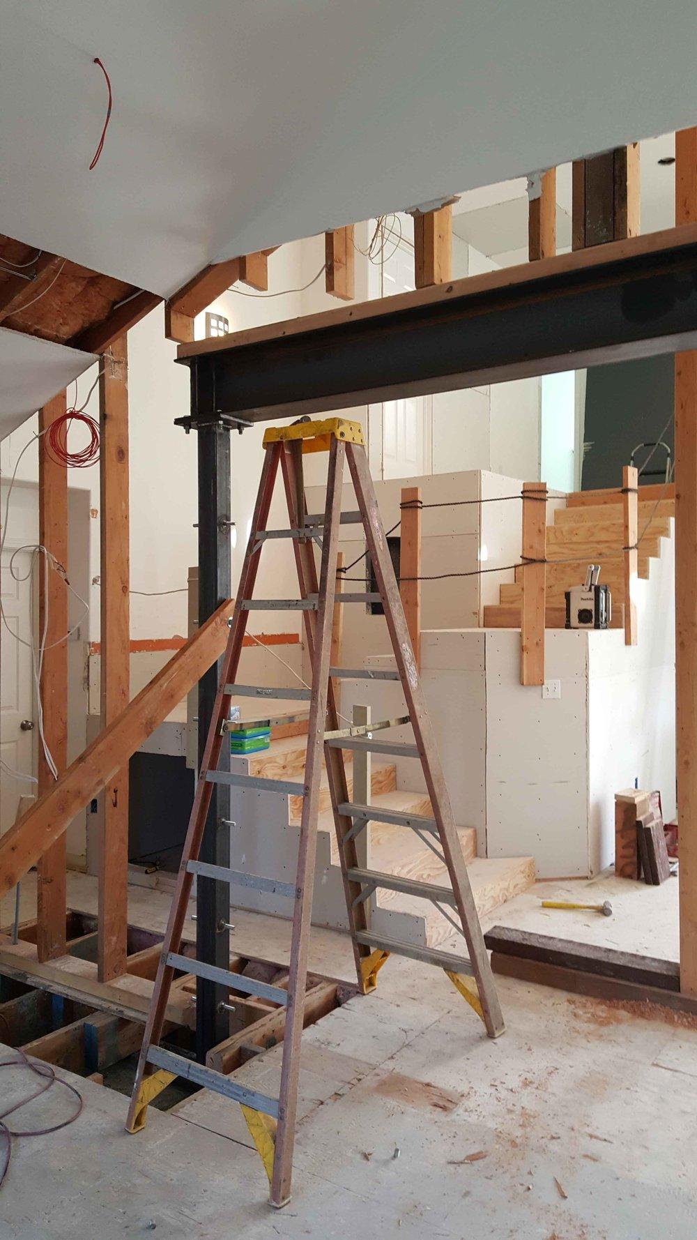 Contemporary Interior Remodel