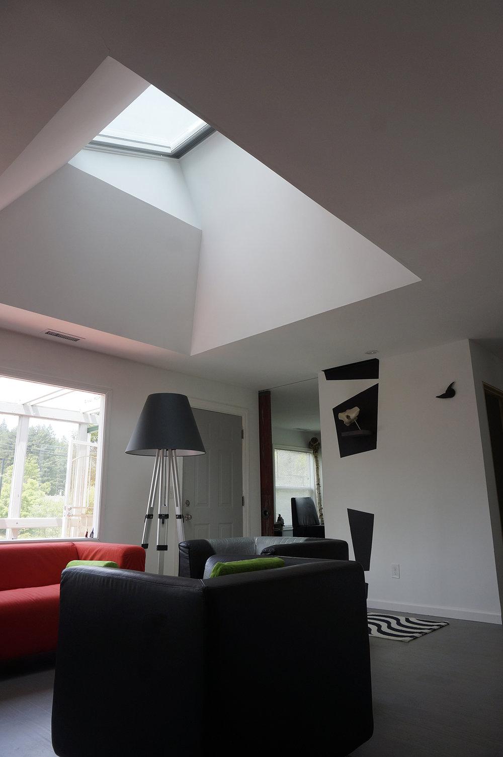 Origami Skylight