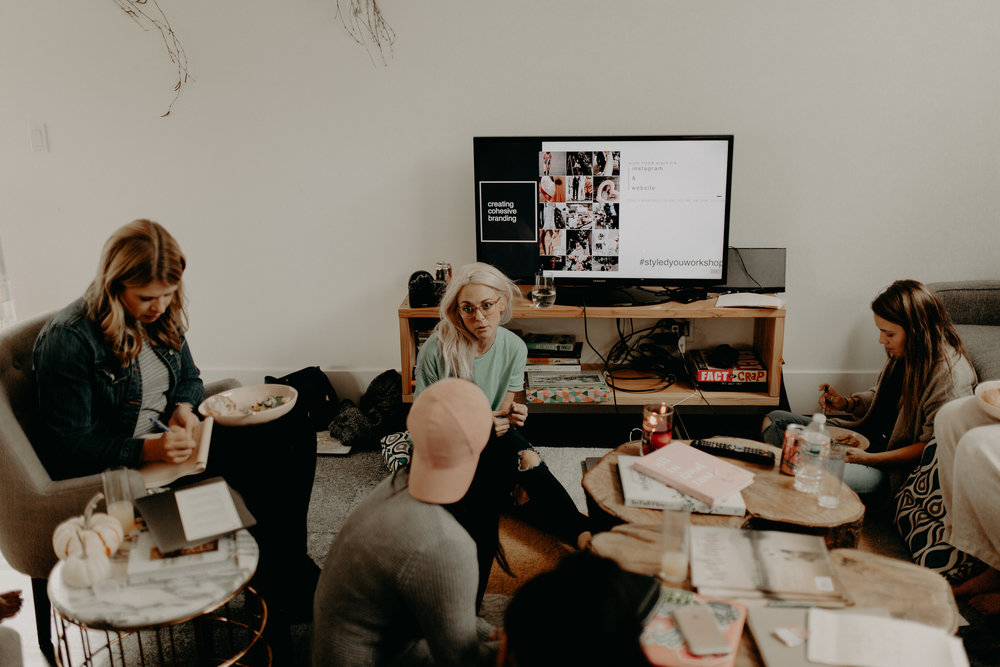 Mentorships with Mae & Co Creative