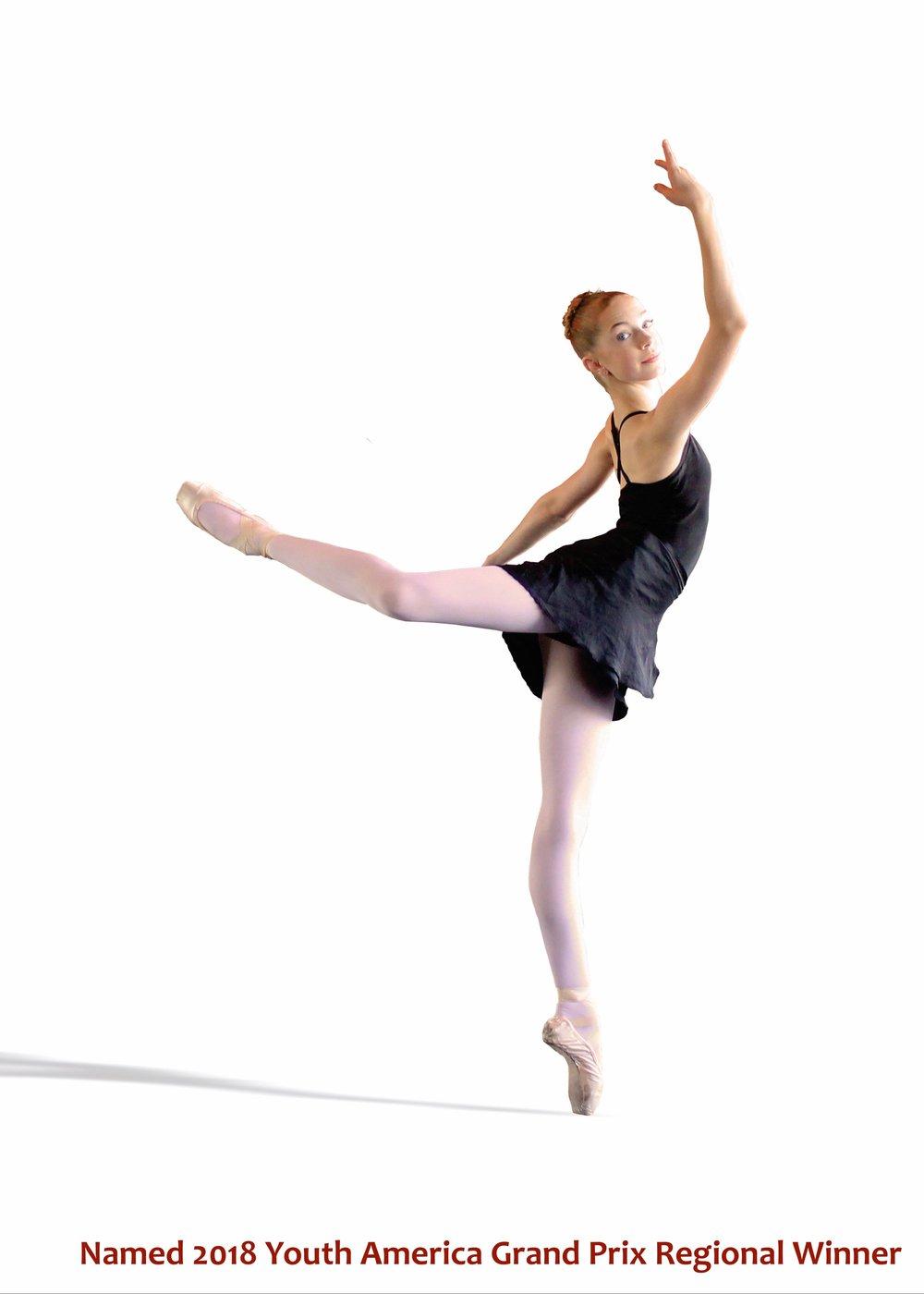 YAGP Regional Winner 2018. Pre-professional dance training in San Antonio.