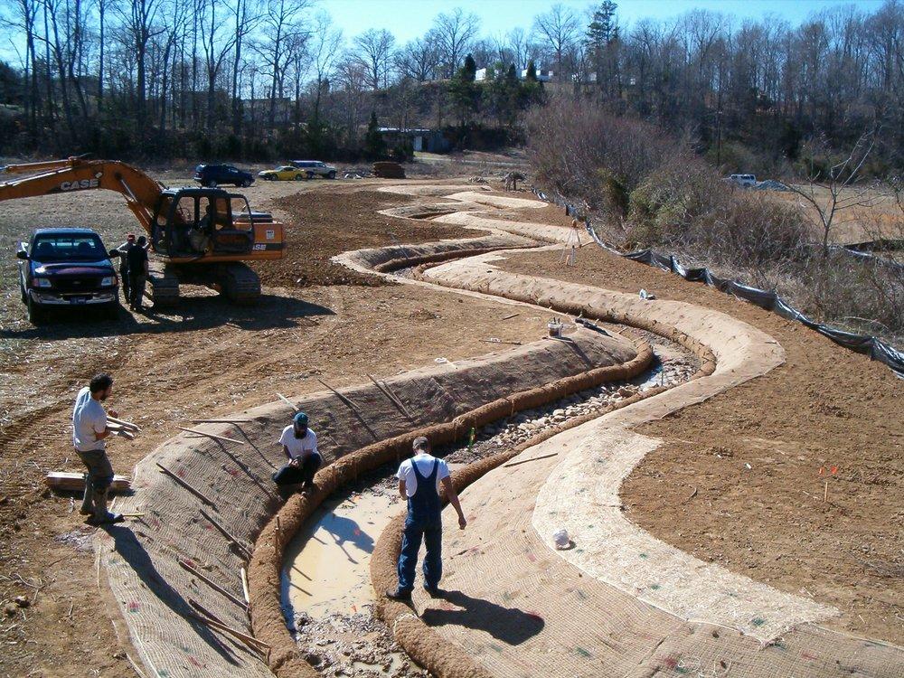 Stream Restoration -