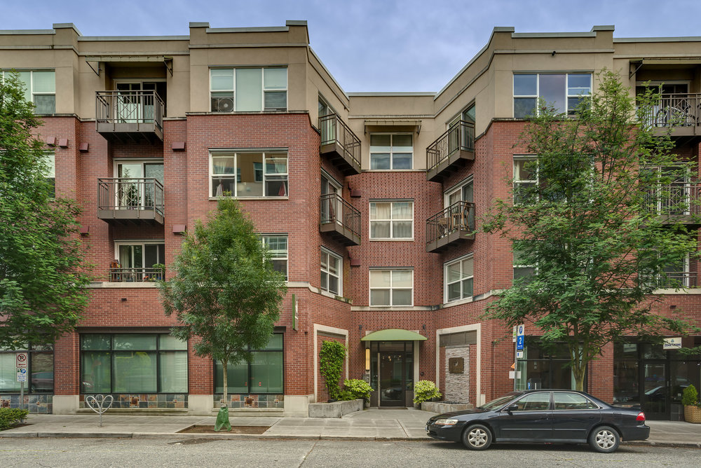 Unit 414 | Studio | 598 SF | Sold for $418,600
