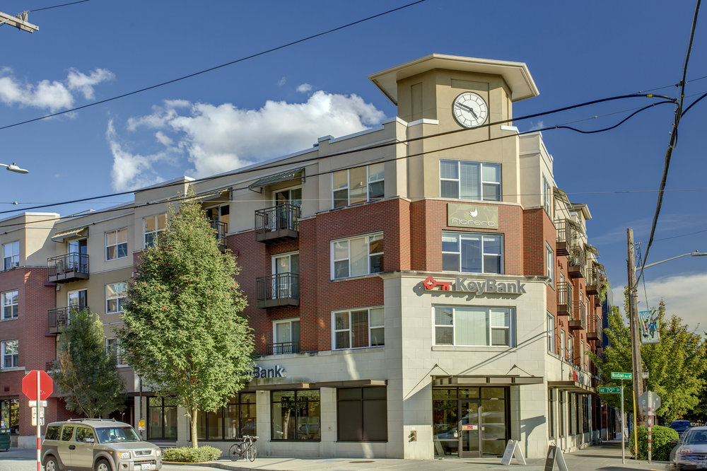 Unit 203 | 1 BD | 1 BA | 668 SF | Sold for $445,000