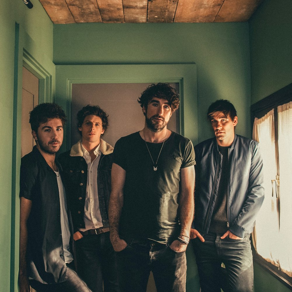 The Coronas - Dublin, Ireland.