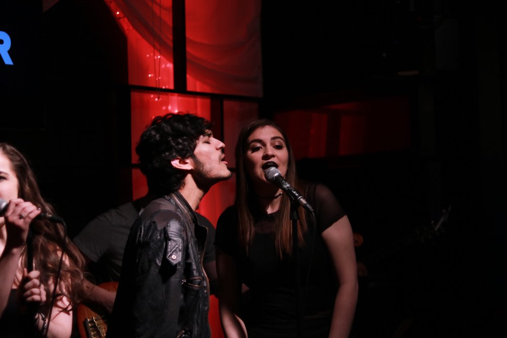 "Brendan D'Souza & Sarah Edwards in ""Generation Why? Pop Punk'd"""