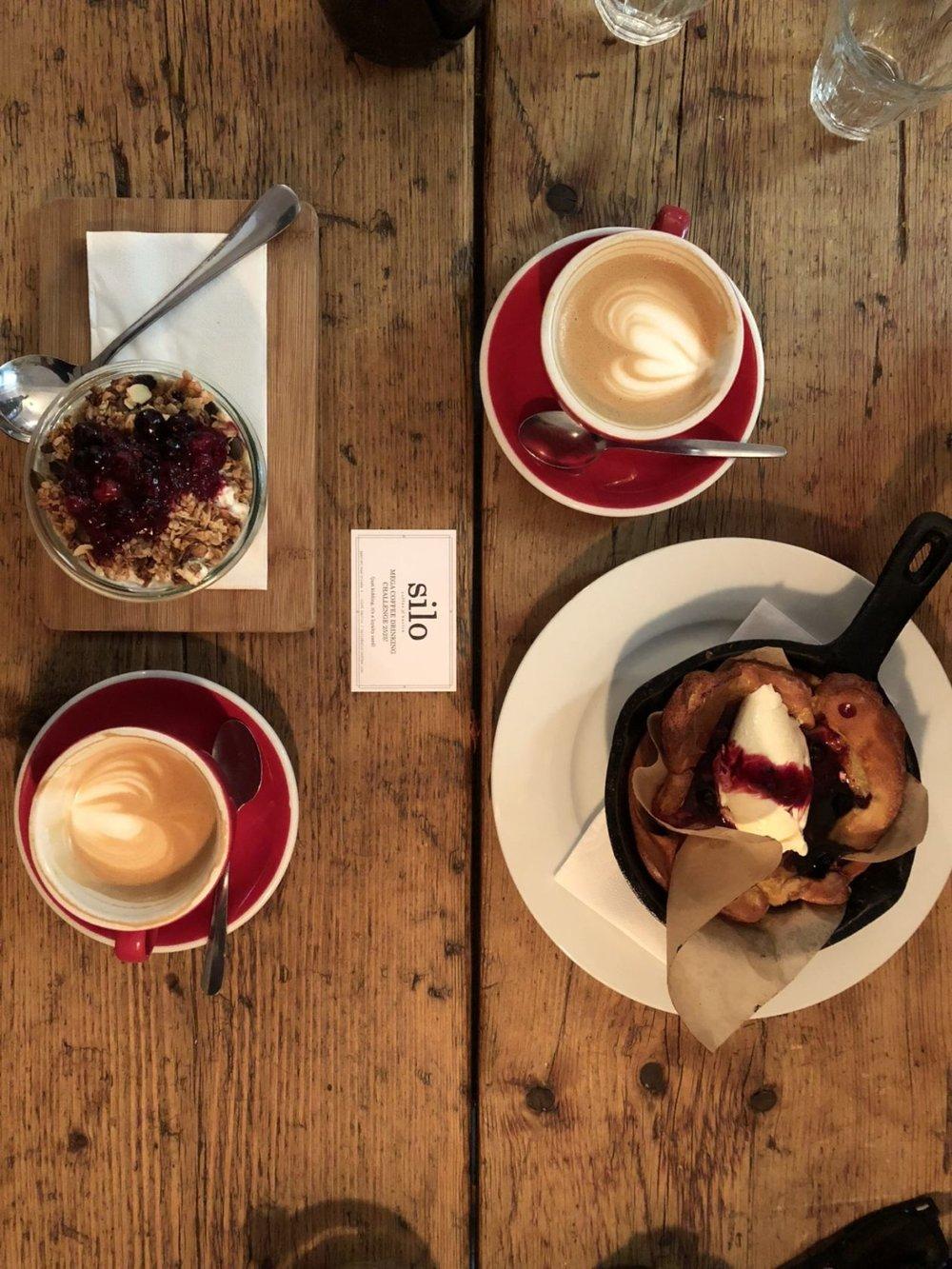 Le Silo Coffee, notre bonne adresse hipster