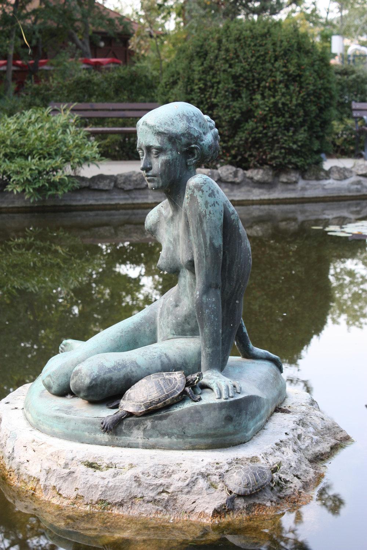 Budapest Japanese Garden