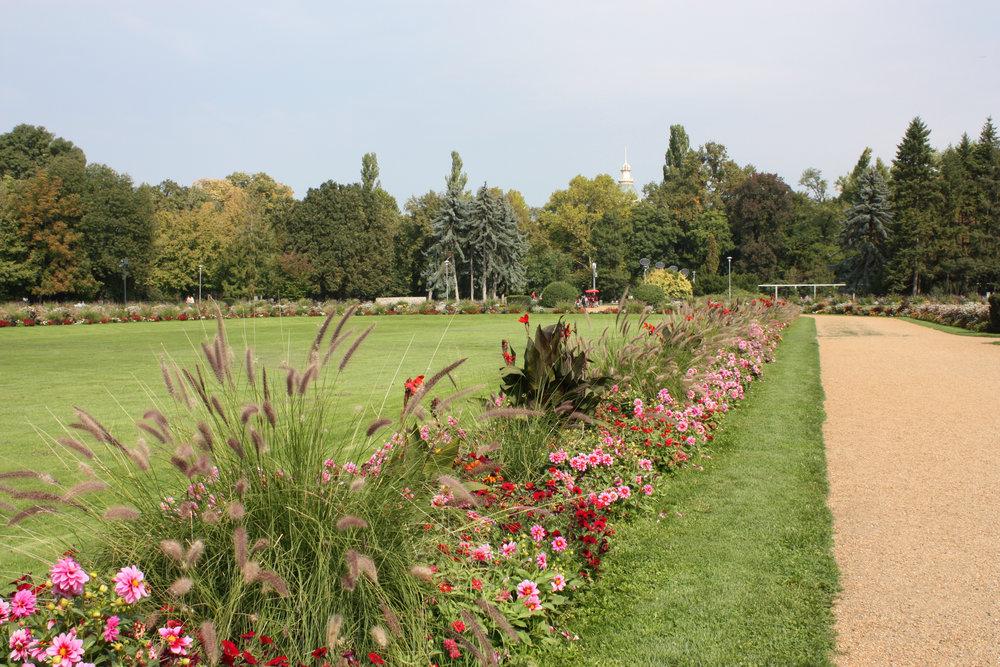 Budapest Garden