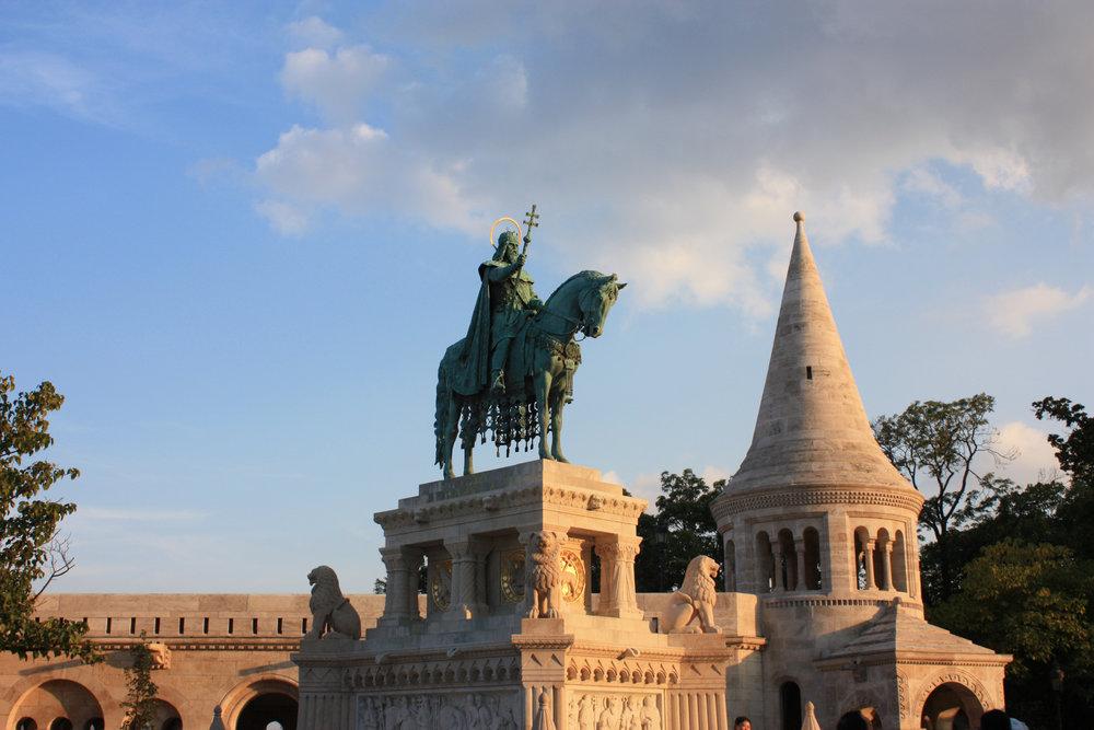 Budapest Buda Hill