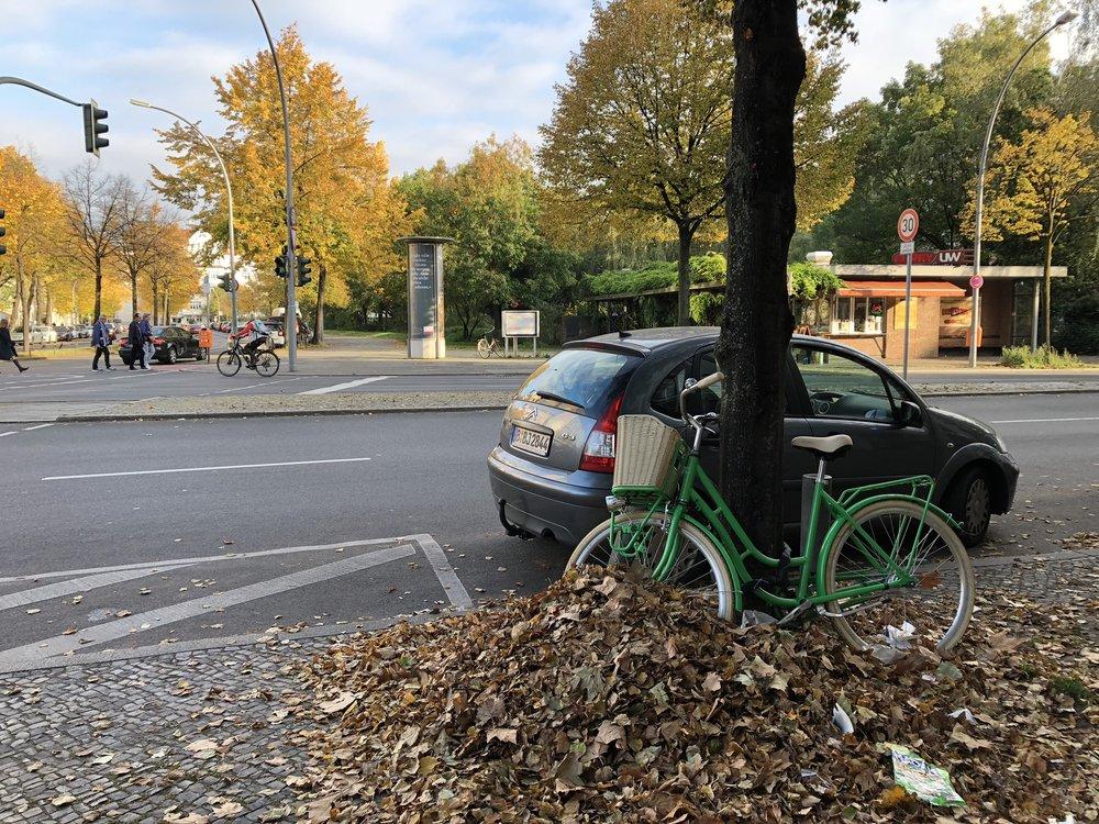 Berlin automne