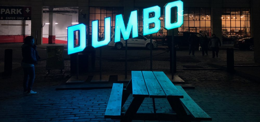 New York Dumbo