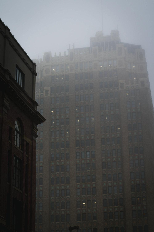 San Antonio fog