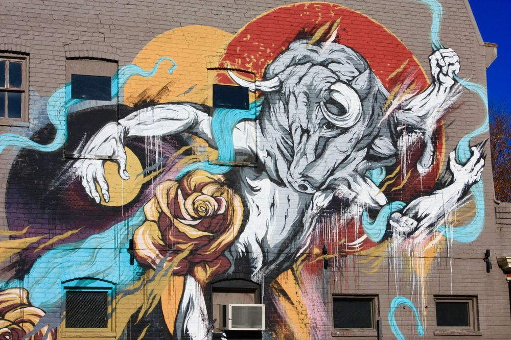 RICHMOND MURAL PROJECT : MINAUTOR - MEGGS©