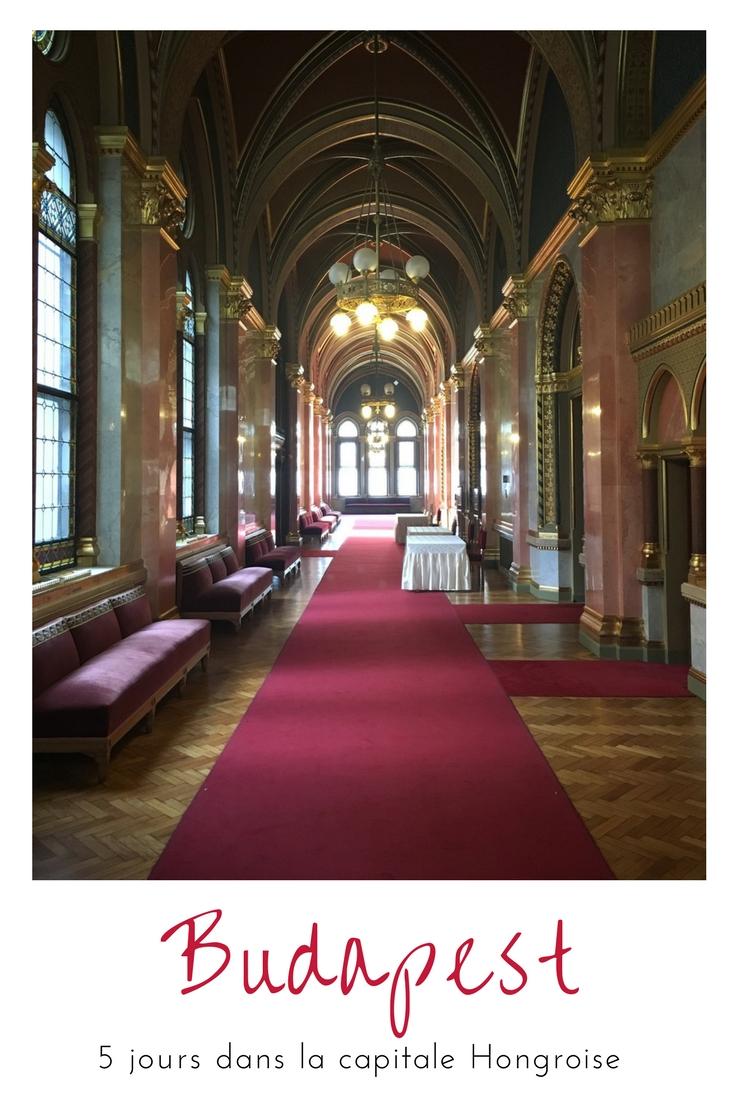 5 jours pour découvrir #Budapest : resto, cafés, lieux historiques, bars loufoques et bonnes adresses cachées !