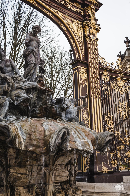 Les fontaines de la Place Stanislas