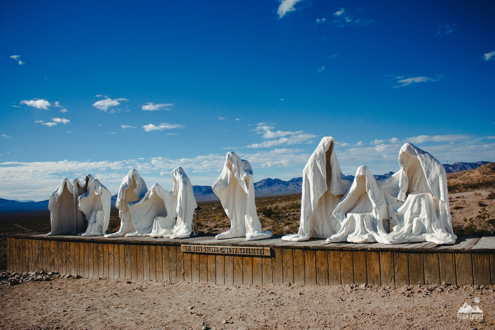 """The Last Supper"" - ©Albert Szukalski 