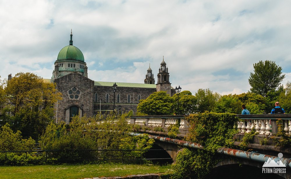 Irlande Galway Cathedral