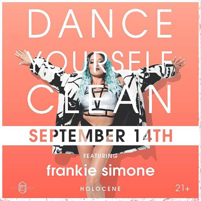 PDX COME DANCE WITH MEEE🔥😍💃🏾💥👑💋💕👅 @danceyourselfclean @holoceneportland . . . #lezdance #pdxdancing #wearelovewarriors #lezparty #danceheals #selflove #healyourselfhealtheworld #pdxdanceparty #pdx #yasplease #dance #pdxnightlife #queermusic #lgbtmusic #lgbtqia #lgbt #queer #welcomehome #reclaimyourpower #youaretherevolution