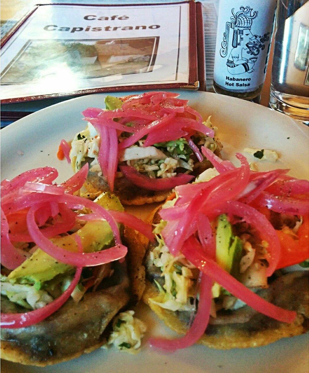 Yucatán vesion of Avocado Toast!