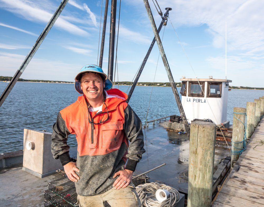 "Peeko Oysters is a farm, though not in the traditional sense. And Peter Stein is their head ""farmer"" and founder."