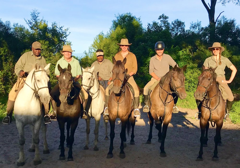 Accompanied Horseback Safaris - COMING SOON!