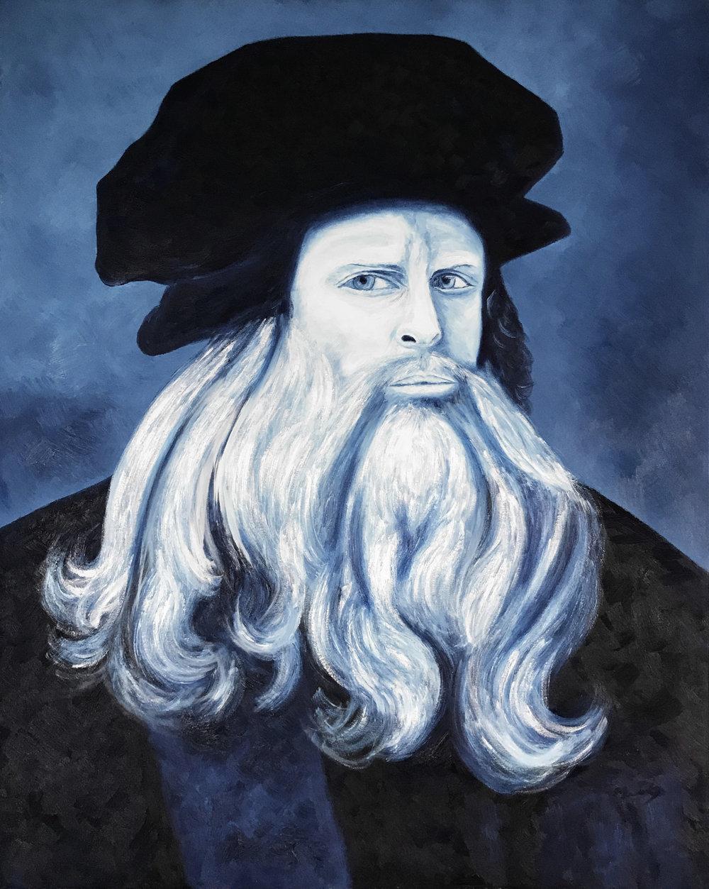 Da Vinci Mccreedy