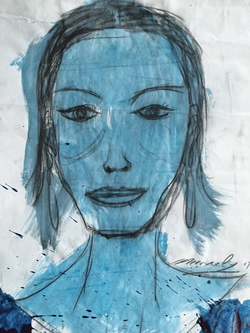 Anonymous Drawing