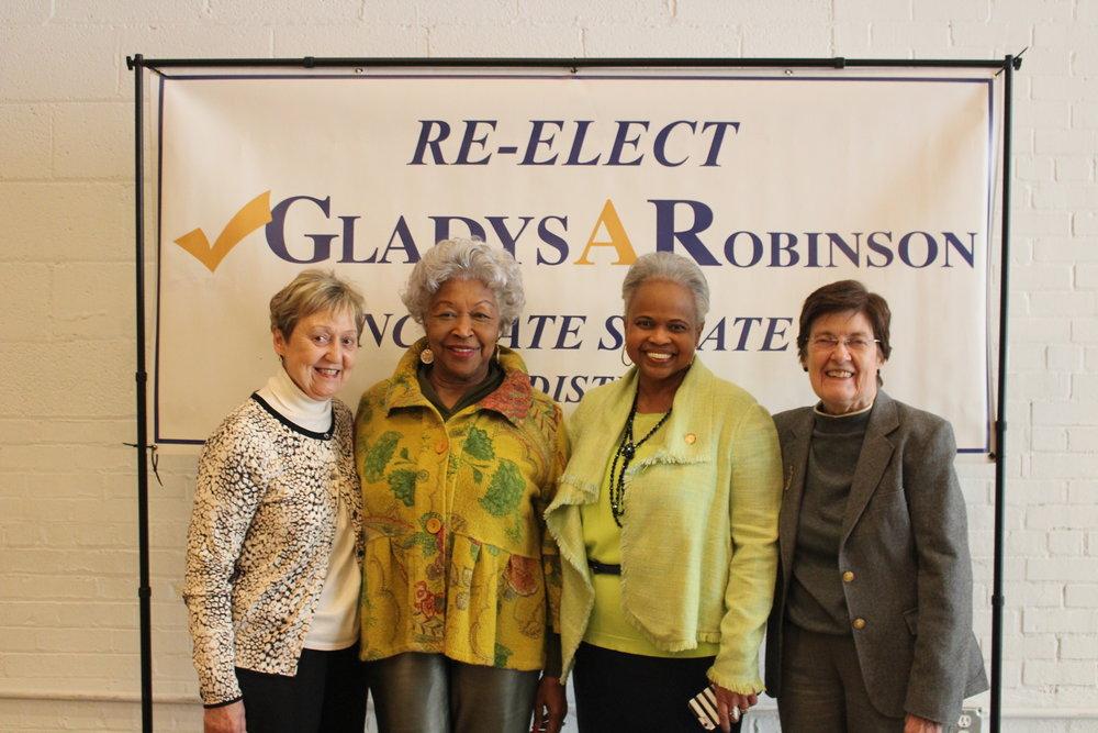 NC Senator Robinson Campaign Kickoff