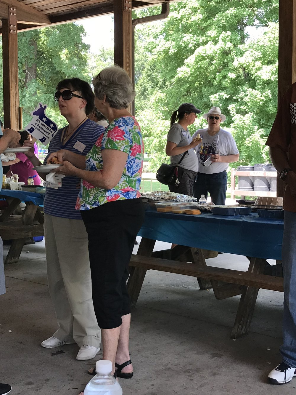 GCDP Volunteer Appreciation Picnic