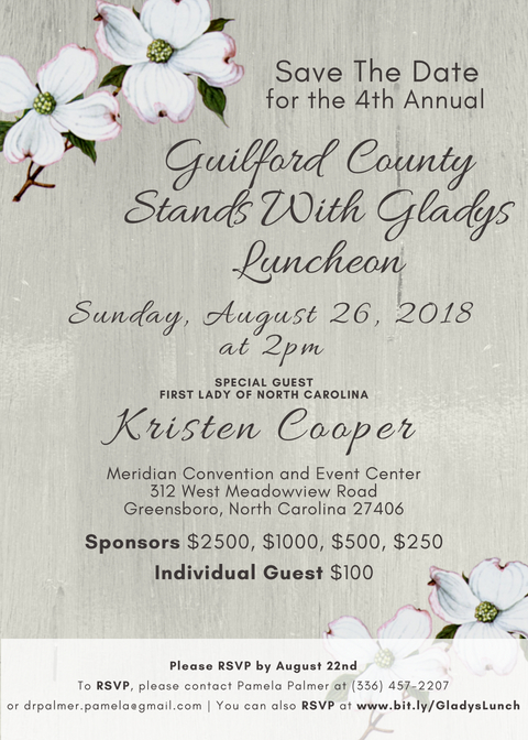 Save the Date 2018 Guilford Co Stands With Gladys.jpg