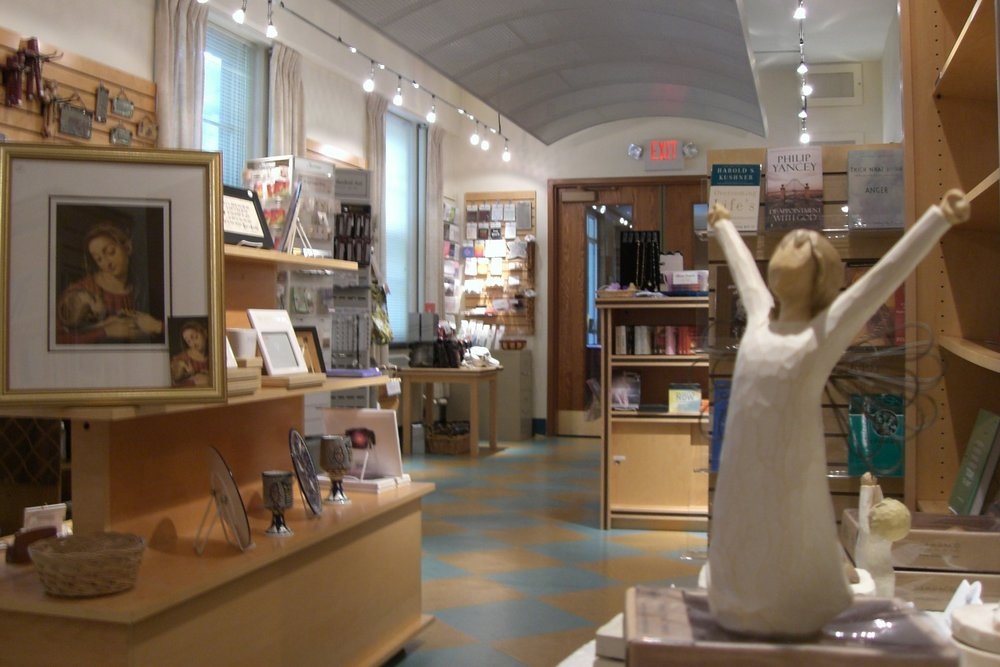 Gift Shop & Bookstore -