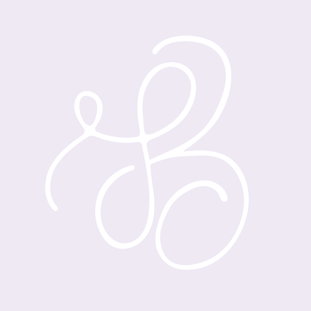 GBP Law Monogram Pattern and Branding by Kindly by Kelsea
