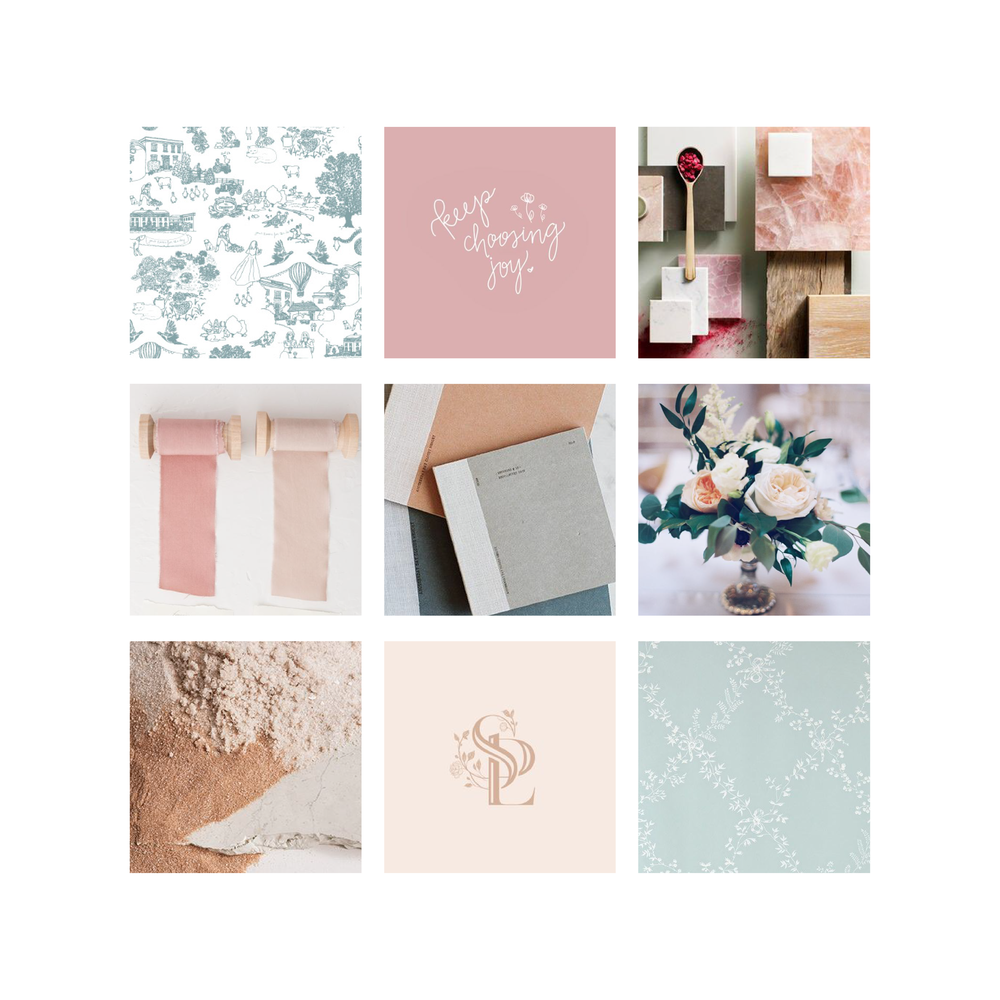 Kindly by Kelsea Houston Brand and Graphic Designer Inspiration Board