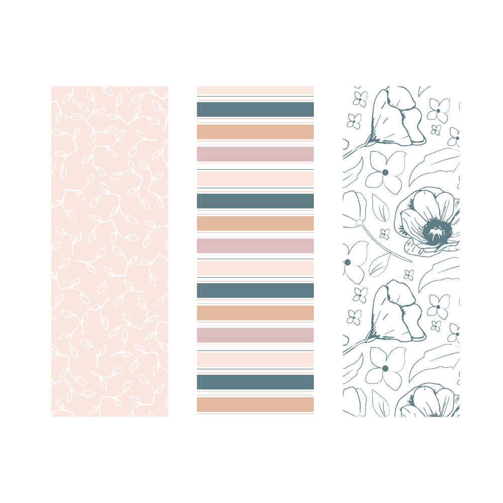 Kindly by Kelsea Houston Brand and Graphic Designer Brand Pattern Design