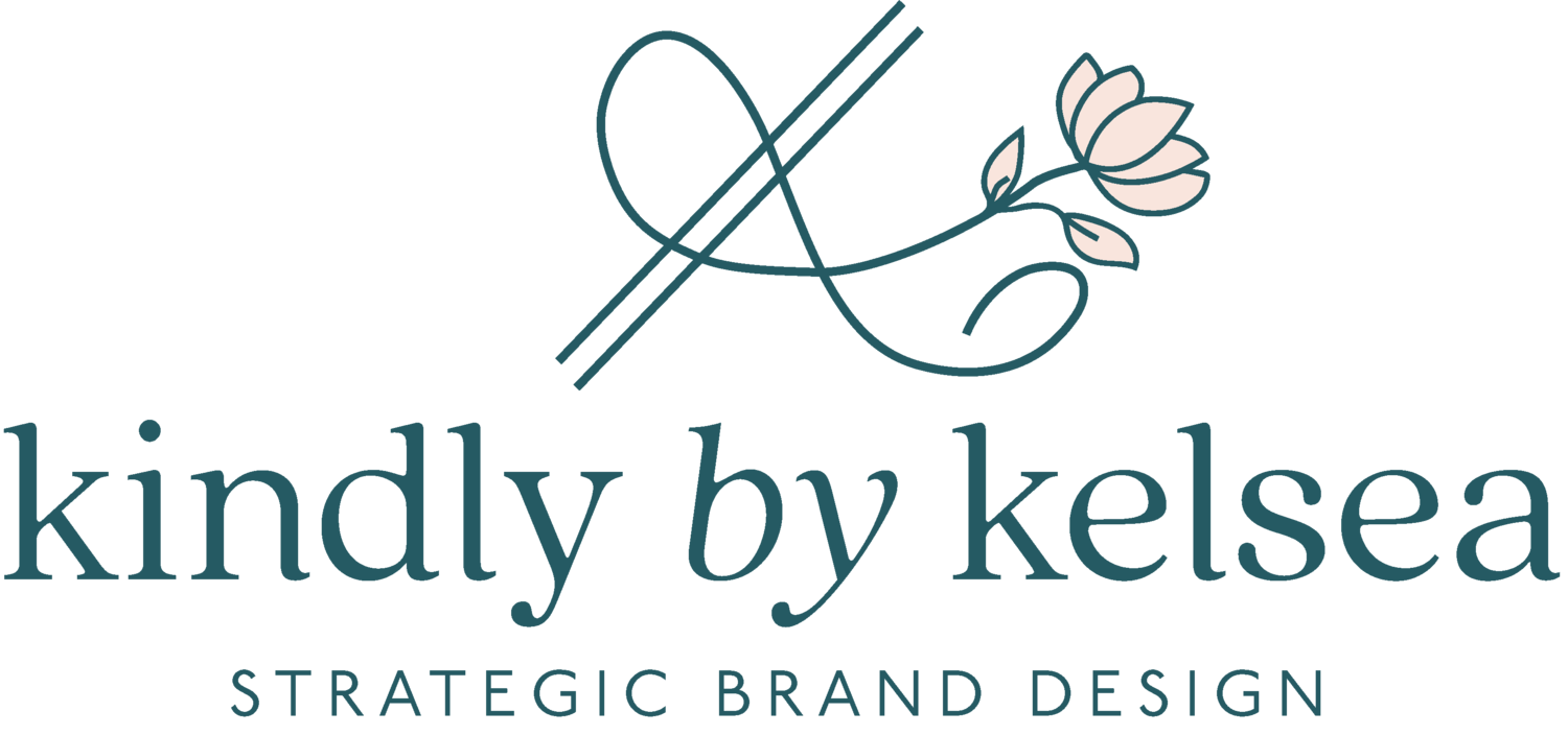 Kindly by Kelsea | Brand Designer for Creative Entrepreneurs