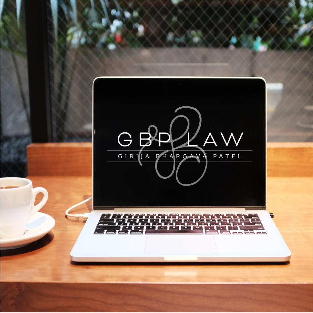 GBP Law Houston Lawyer for Creatives Brand Design by Kindly by Kelsea