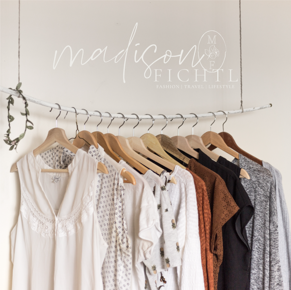 Madison Fichtl Brand and Logo Design by Kindly by Kelsea