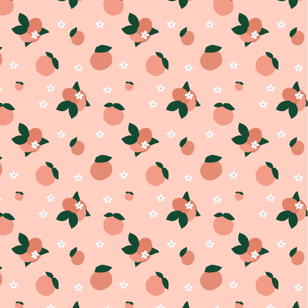 New Leaf Social Media and Marketing Houston Brand and Pattern Design by Kindly by Kelsea