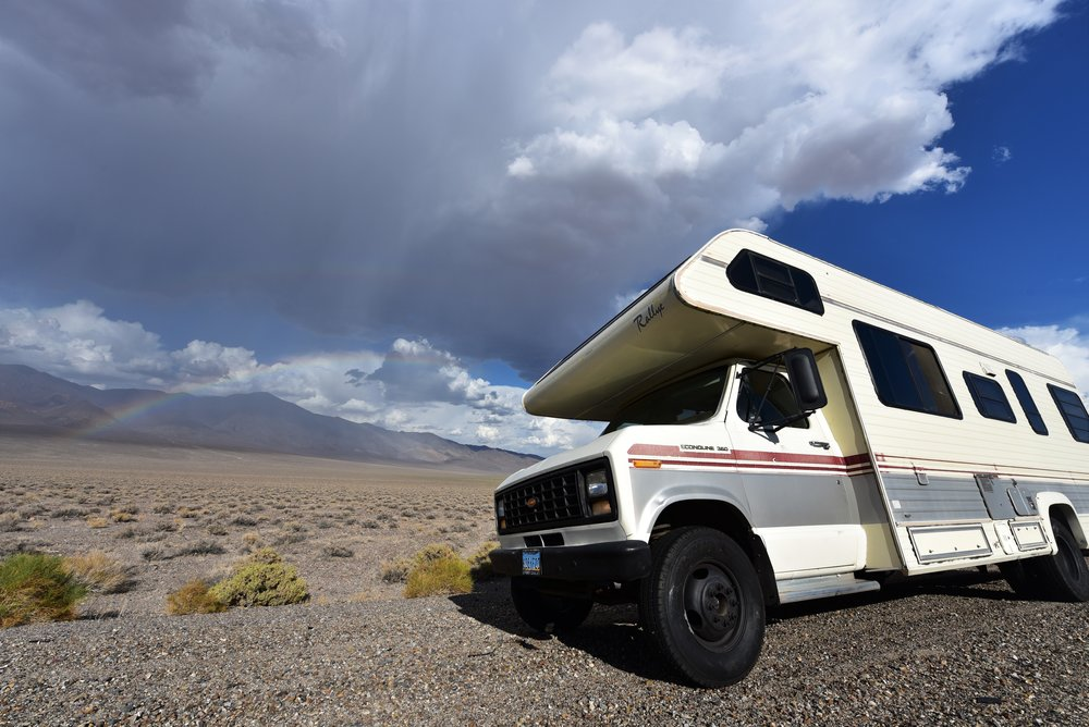 Purpose: To showcase full-time RV life and travels in the American West. | Vision: To help foster an understanding and appreciation for minimalism.   -