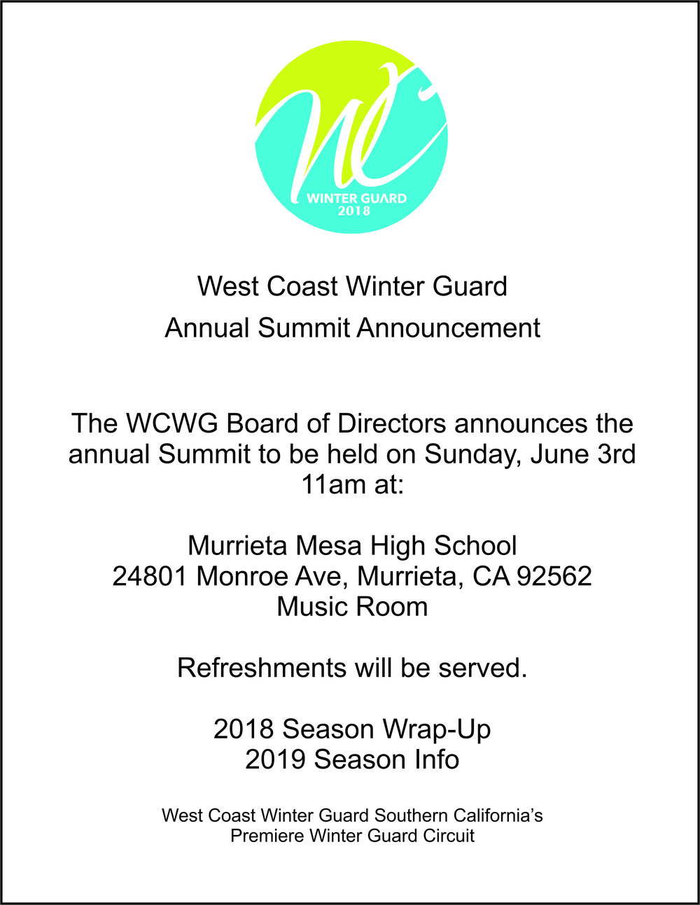 2018 Summit Meeting Announcement.jpg