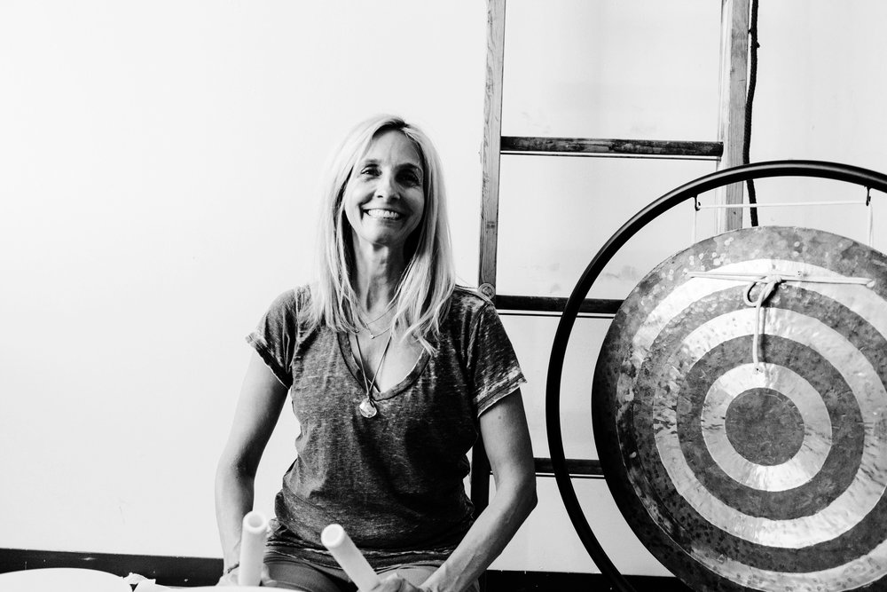 Marina Sbrochi Spriggs  |  Another Way Therapy  owner, clinical hypnotherapist, host of  Always Another Way  podcast, sound healer / meditation guide @  the refuge ,  Self Unbound ,  WeYogis