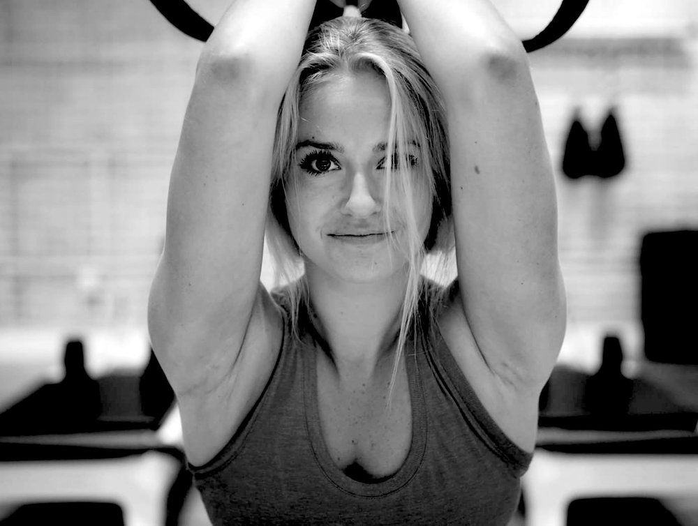 Ella Leupold | fitness instructor / educator @  class studios ,  session pilates , ambassador @  the refuge