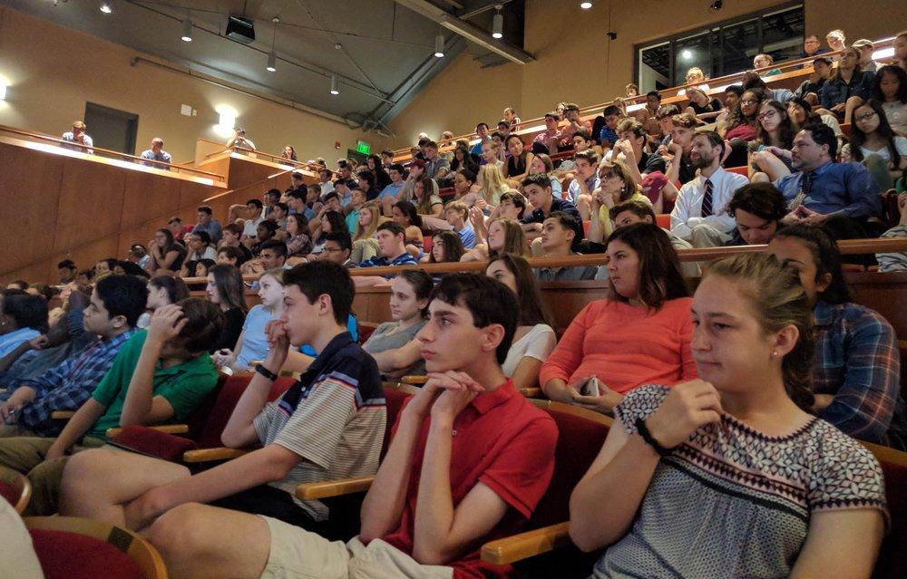 Loomis audience.jpg