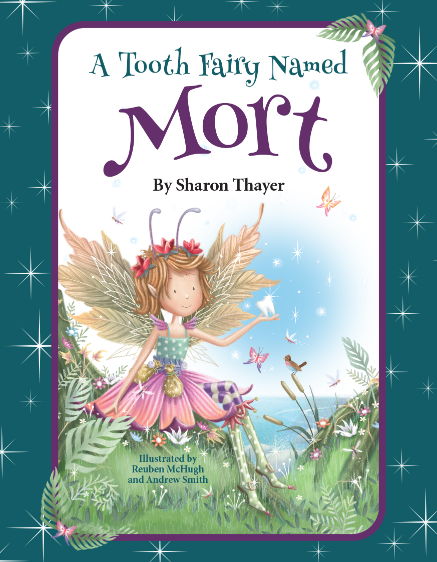 Tooth Fairy dustjacket