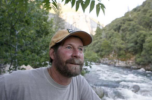Michael Ross at merced river.JPG