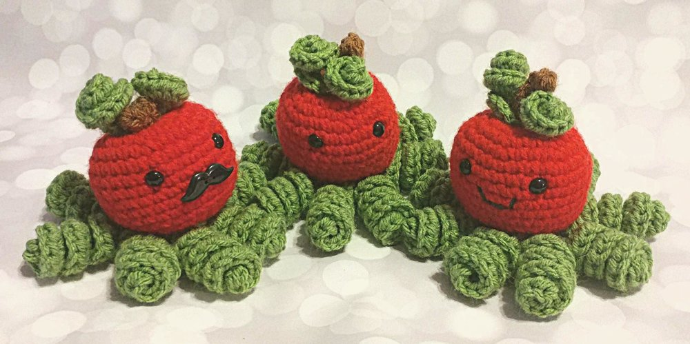 Teacher's Pets Apple Cutie - Every teacher should have a pet! These Apple Cutie Teacher's Pets are perfect! Created By Crafted with Some Crazy