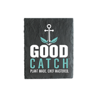 Good Catch   Good Catch makes 100% plant based shelf-stable and frozen seafood. The recipes were inspired by world renowned plant-based chefs Derek and Chad Sarno. We offer seafood lovers the best of both worlds: delicious seafood alternative products which deliver on taste, texture and nutrition, while having little impact on the planet or its fragile ecosystems.
