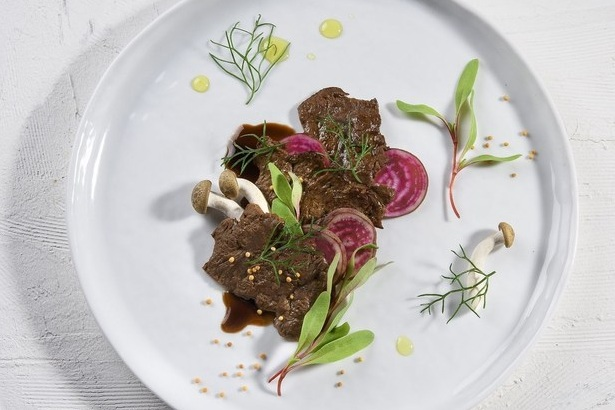Aleph Farms Jump-starts First Cell-Grown Steak  New Crop portfolio company Aleph Farms has successfully grown slaughter-free steak. The breakthrough not only obtains the true texture and structure of beef muscle tissue steak, but also the flavor and shape, establishing a new benchmark in cell-cultured meat technology.   Read More