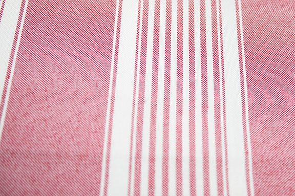"PACIFIC 1        60%COTTON/ 40%POLY                                 108""/54"" WIDE             WASHABLE                                 MADE IN ITALY  CURTAIN,  TABLECLOTH,  BED COVER,   UPHOLSTERY"