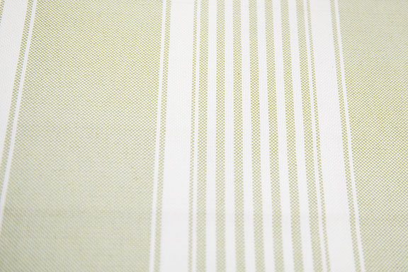 "PACIFIC 15/MINT        60%COTTON/ 40%POLY                                            108""/54"" WIDE             WASHABLE                                              MADE IN ITALY  CURTAIN,  TABLECLOTH,  BED COVER,   UPHOLSTERY"